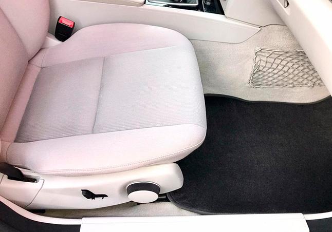 Limpieza de tapicería de coche